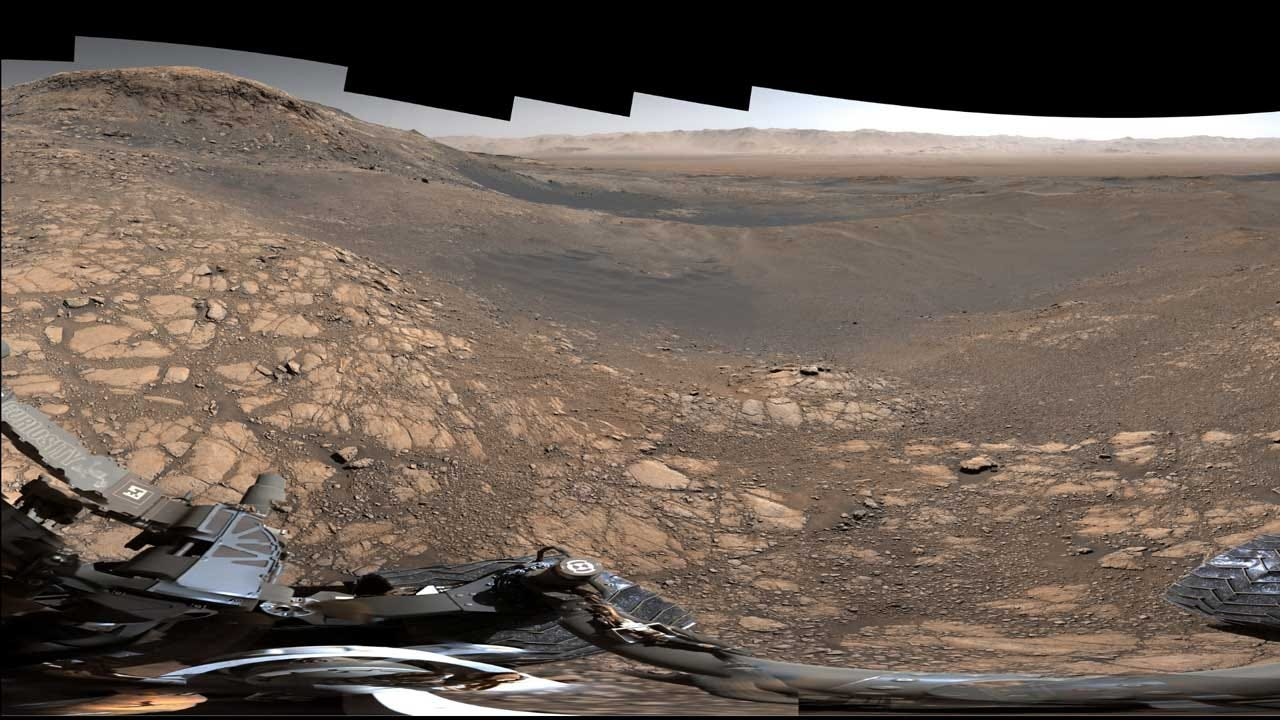 Curiosity Rover Captures Highest-Resolution Panorama Photo Of Mars Ever Taken