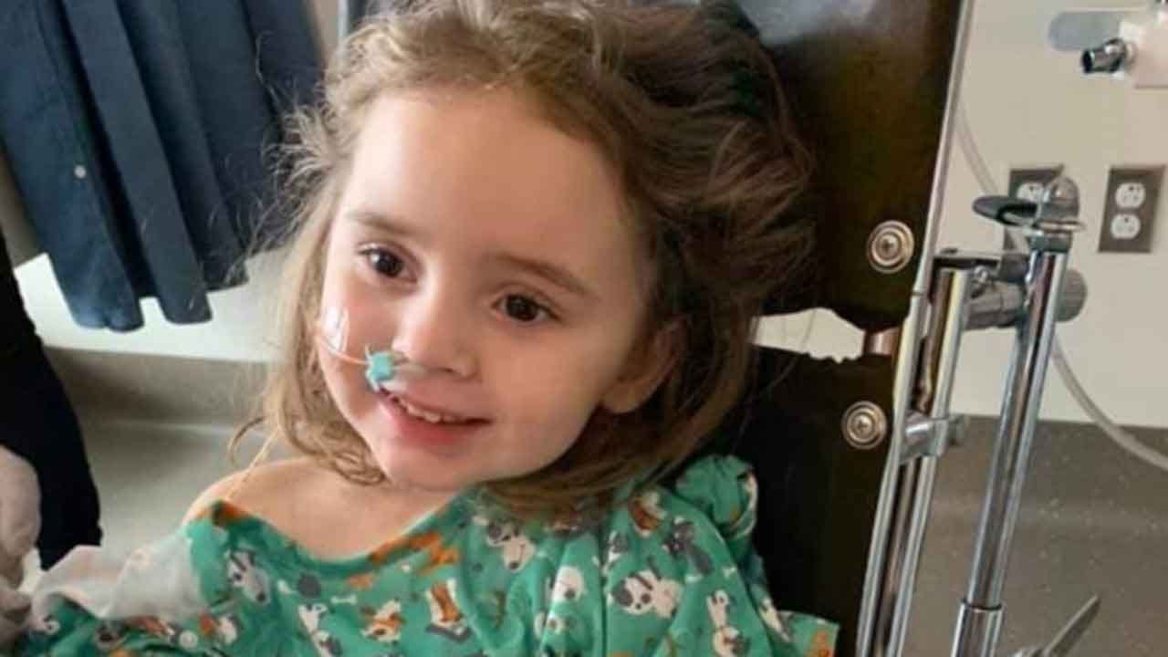 4-Year-Old Who Lost Her Vision Due To Flu Regains Her Eyesight