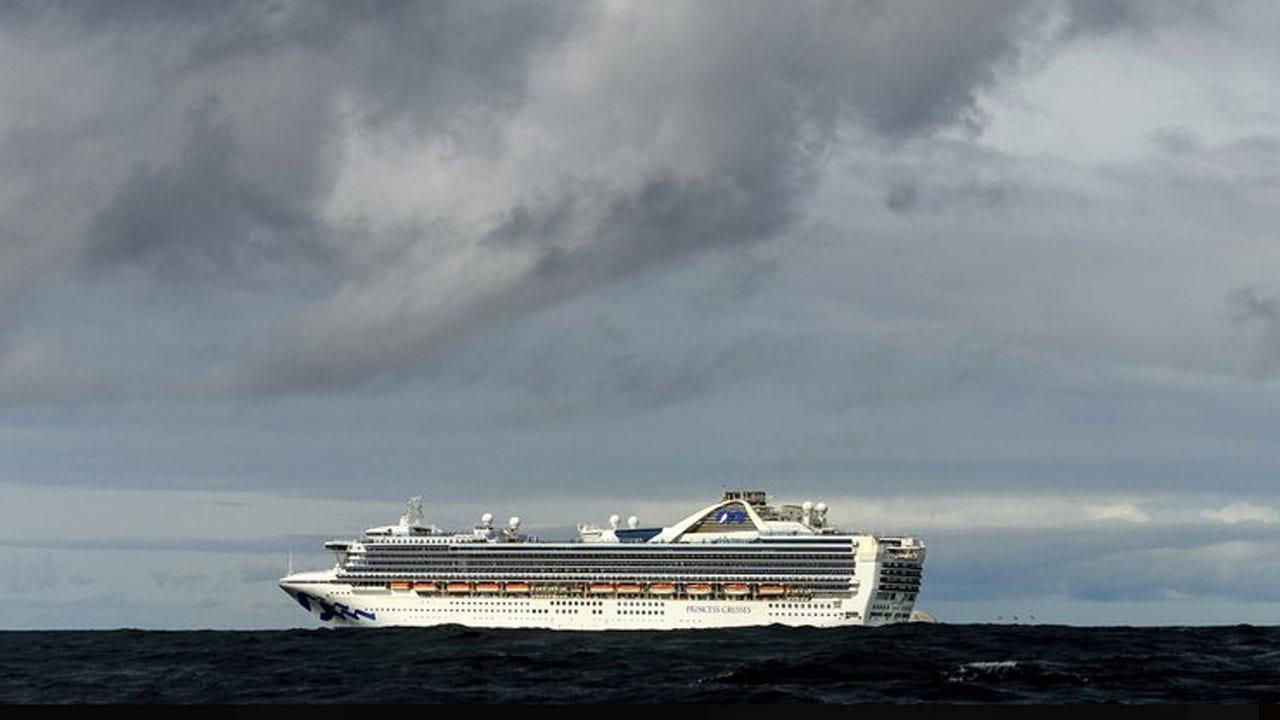 Cruise Ship Held Off San Francisco Due To Coronavirus Finally Expected To Dock