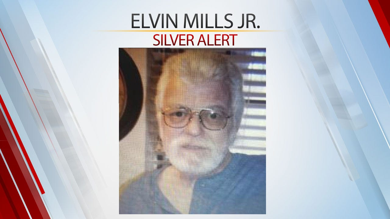 Pawnee County Sheriff's Issue Silver Alert For Missing 61-Year-Old Man