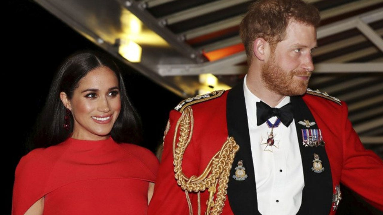 Prince Harry And Meghan Wrap Up Their Final Royal Commitments