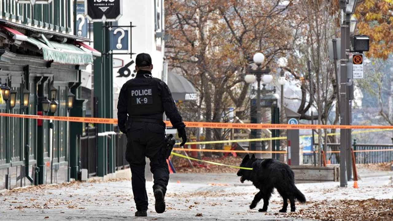Sword-Wielding Man Arrested After Halloween Deaths In Quebec