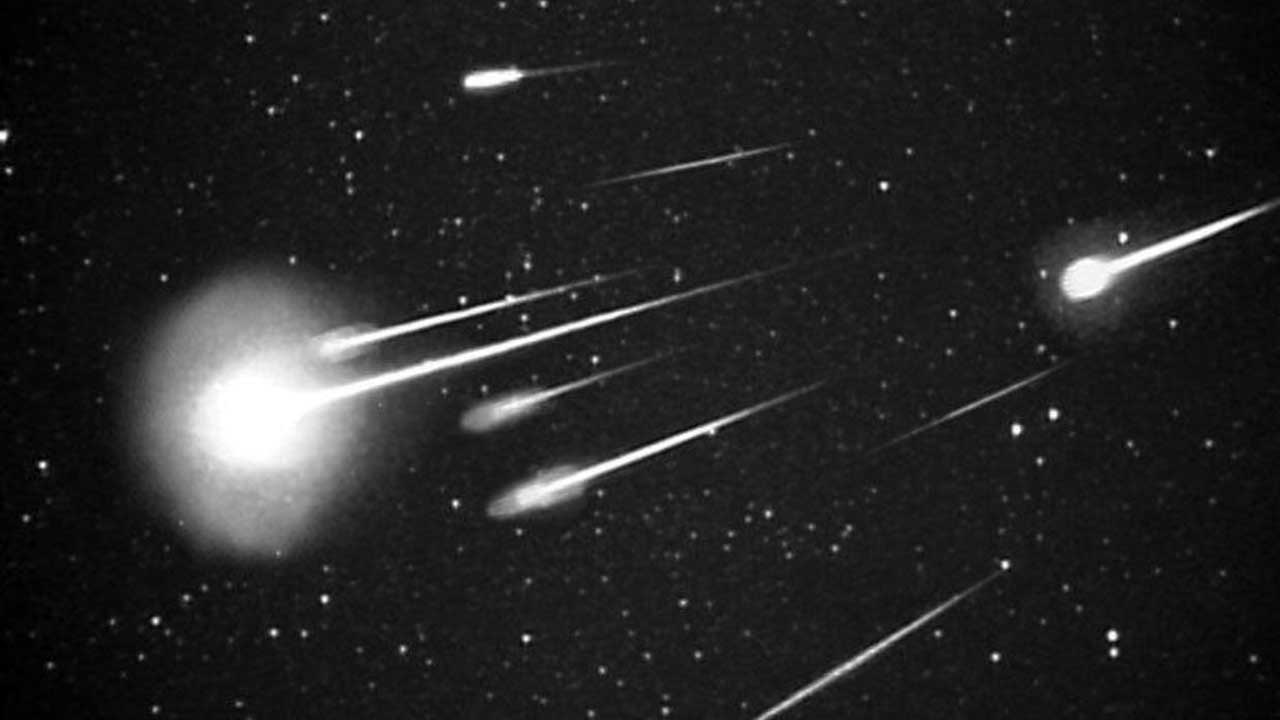 Two Meteor Showers Are Bringing Shooting Stars, Fireballs To The Night Sky This Week