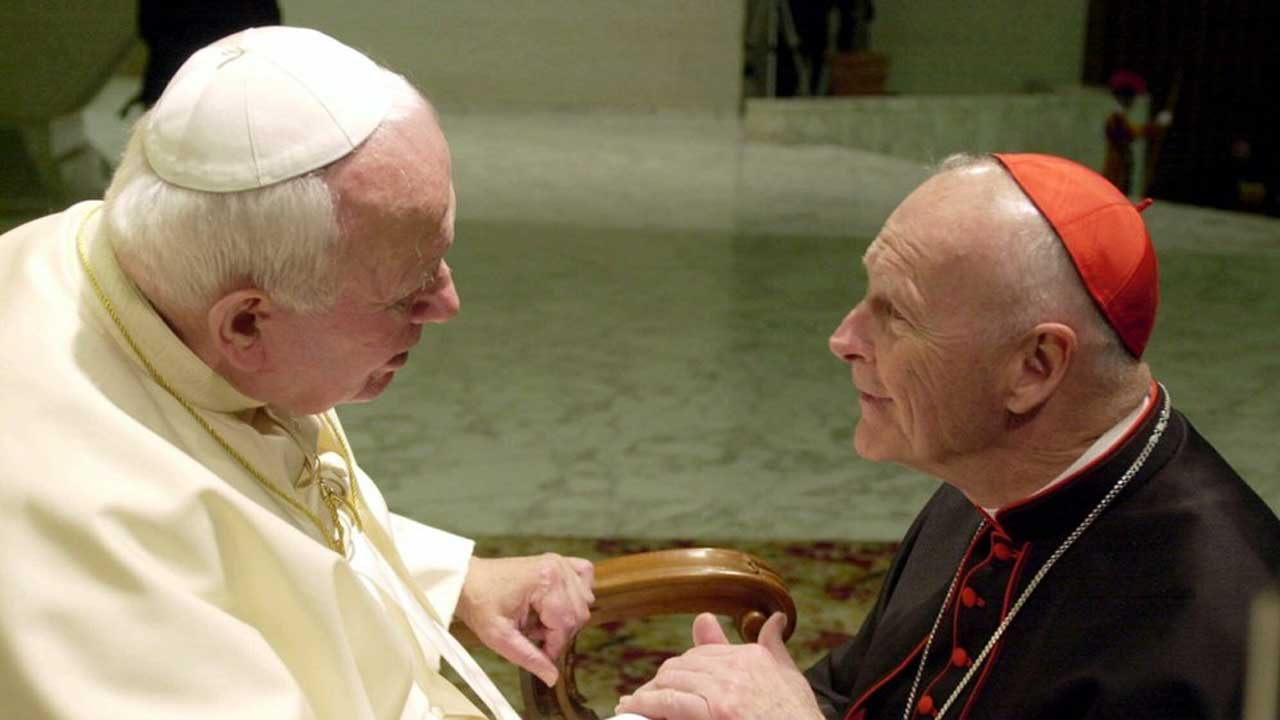 Vatican Says Pope John Paul II Ignored Sex Abuse Allegations To Promote Ex-Cardinal McCarrick