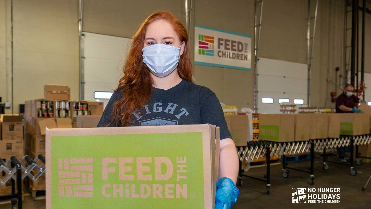 Calling All Holiday Helpers: Feed The Children Seeking Volunteers For No Hunger Holidays Packing