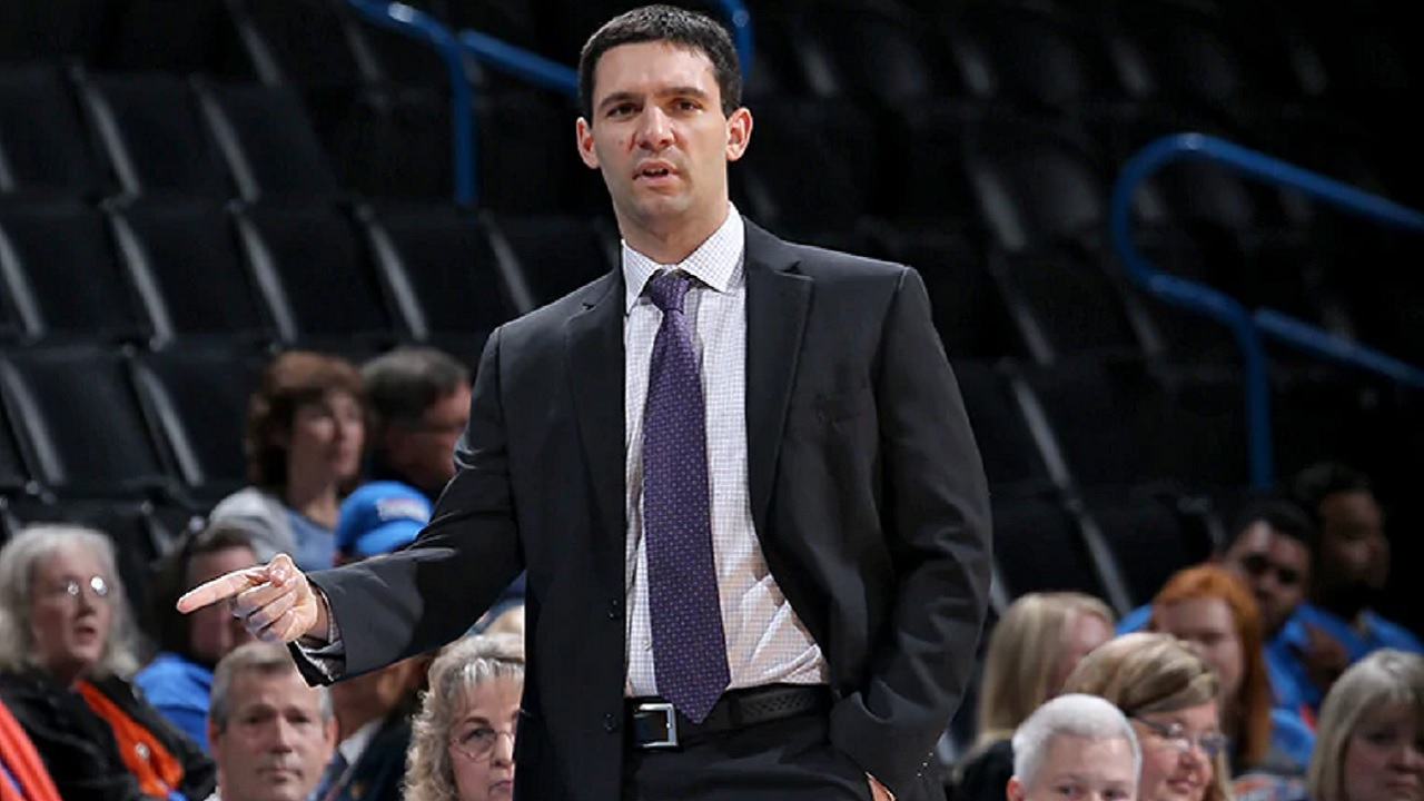 OKC Thunder Promote Assistant Mark Daigneault To Head Coach