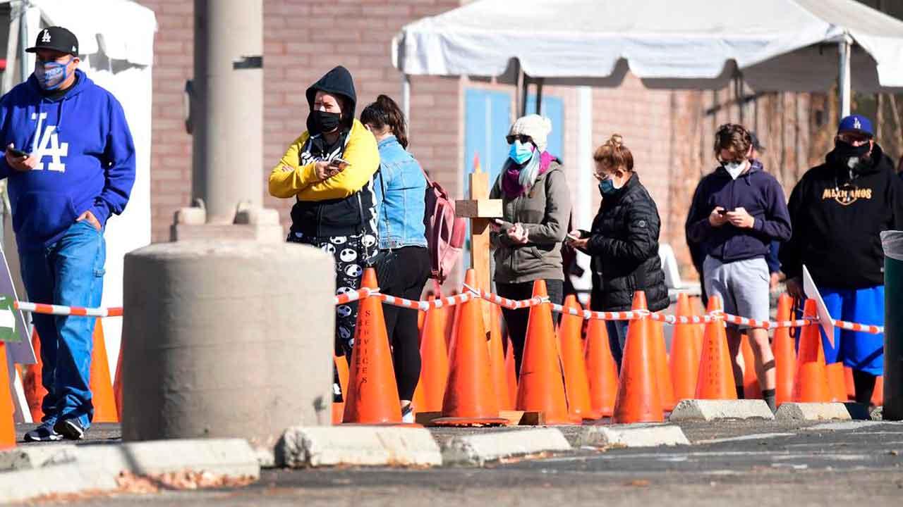 California Becomes 2nd State To Hit 1 Million Coronavirus Cases