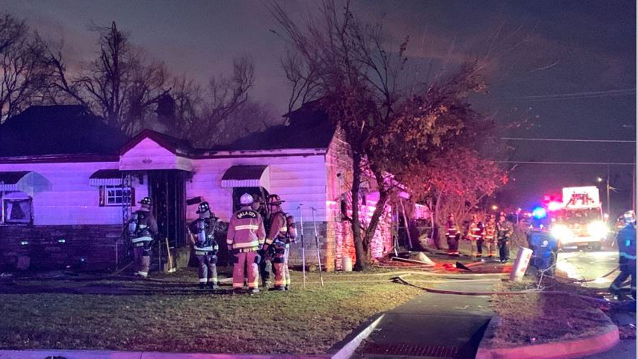 Firefighters Respond To Reported SW OKC House Fire