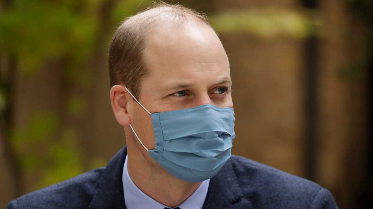 Prince William Reportedly Tested Positive For COVID-19 In April