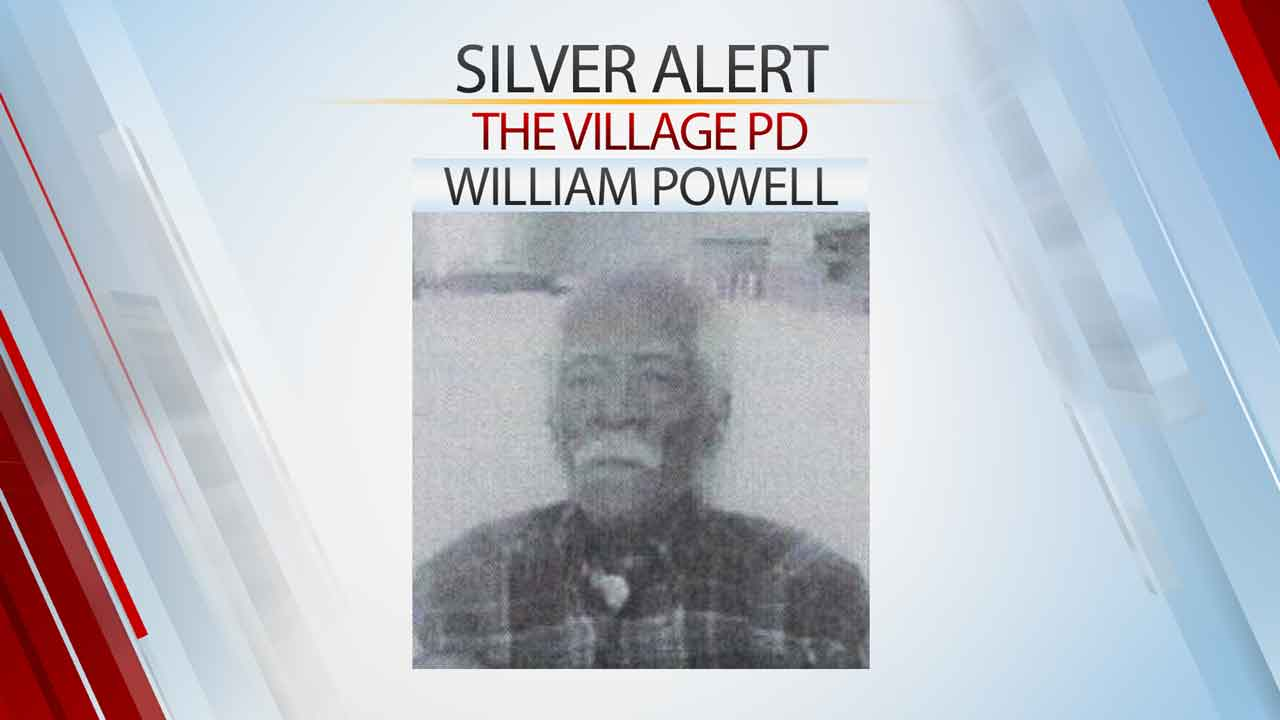 The Village PD Issues Silver Alert For Missing Man