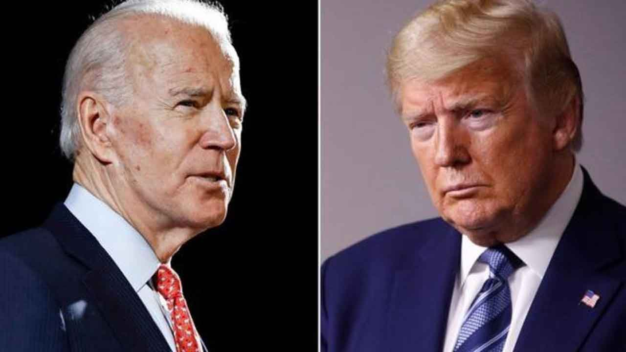 President Trump Signs Off On Sharing Presidential Intelligence Briefing With Biden