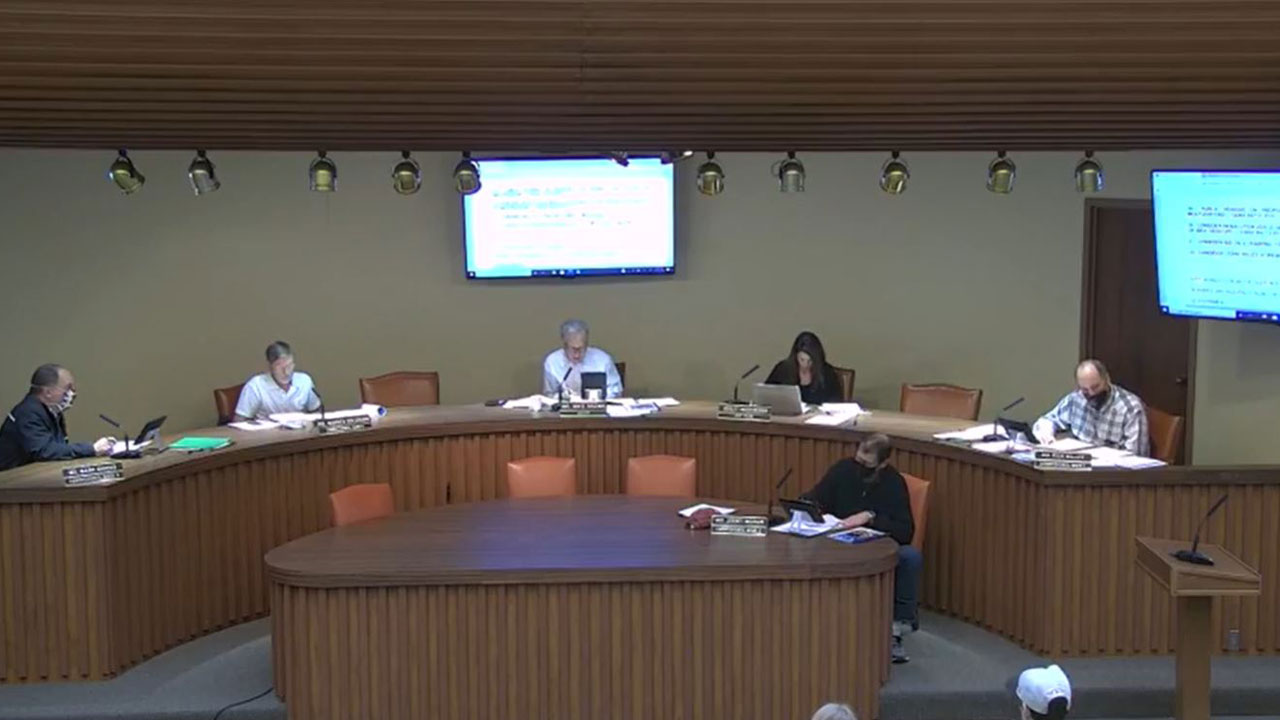 Weatherford City Council Votes No On Mask Ordinance