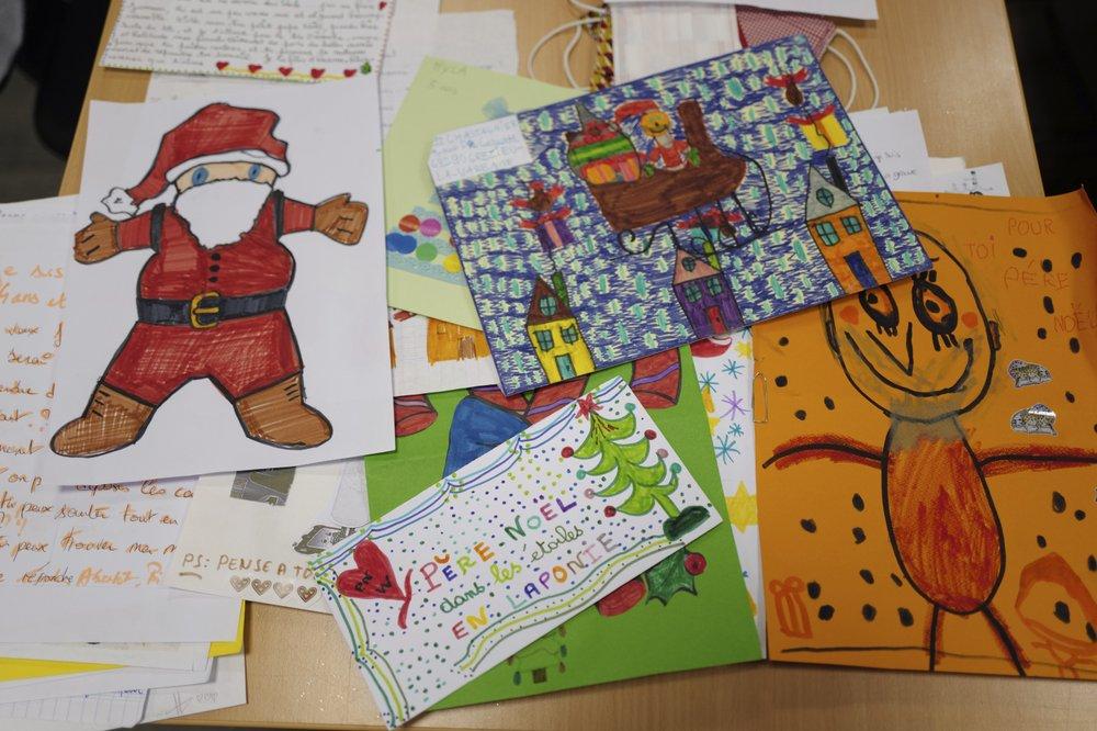In Santa's Mailbag, A Peek Into Children's Pandemic Worries