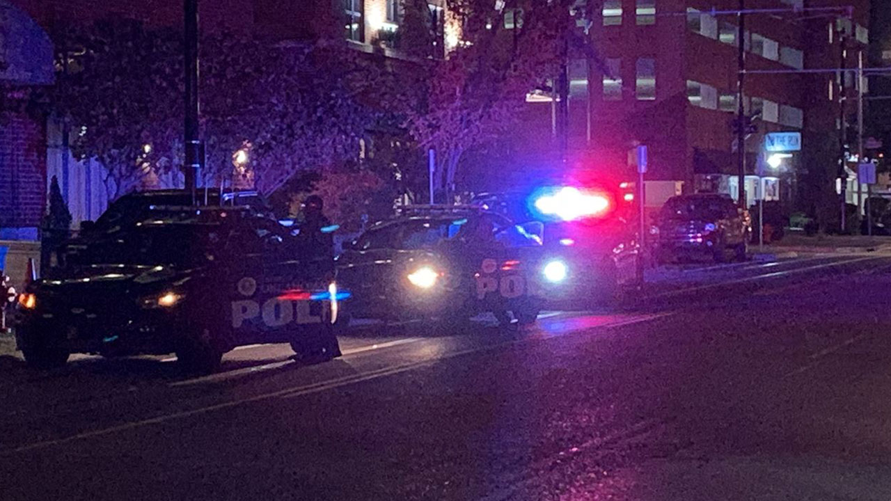 Downtown Hotel Shooting