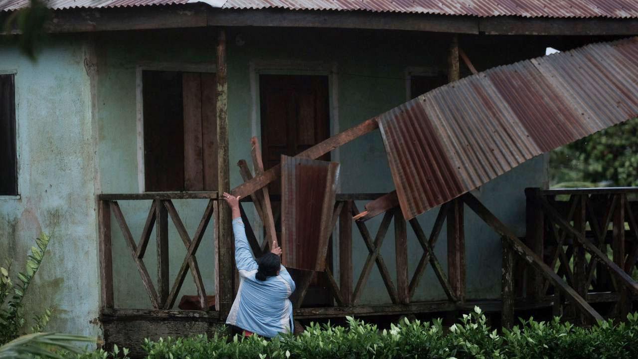 Eta Lashes Nicaragua With Rains, Deadly Mudslides