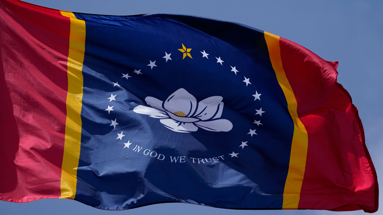 Mississippi Votes In Favor Of Adopting New Flag