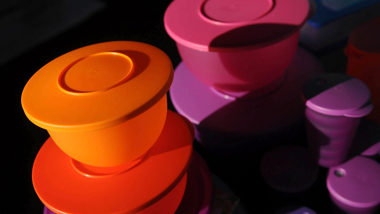 This Year's Must-Have Kitchen Accessory For Pandemic Shut-Ins? Tupperware
