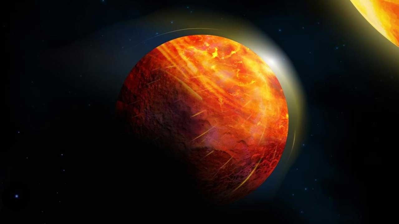 Scientists Discover Bizarre Hell Planet Where It Rains Rocks, Oceans Are Made Of Lava