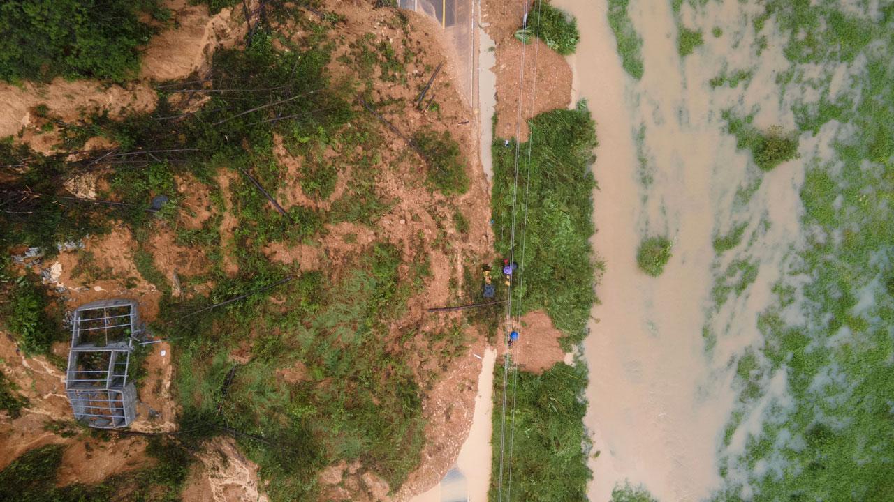 Former Hurricane Eta Leaves 150 Dead Or Missing In Guatemala, President Says
