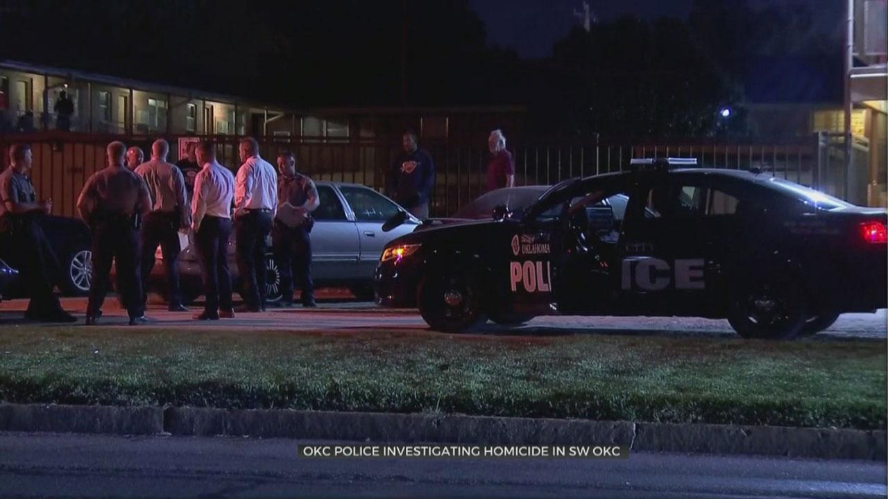 SW OKC Homicide
