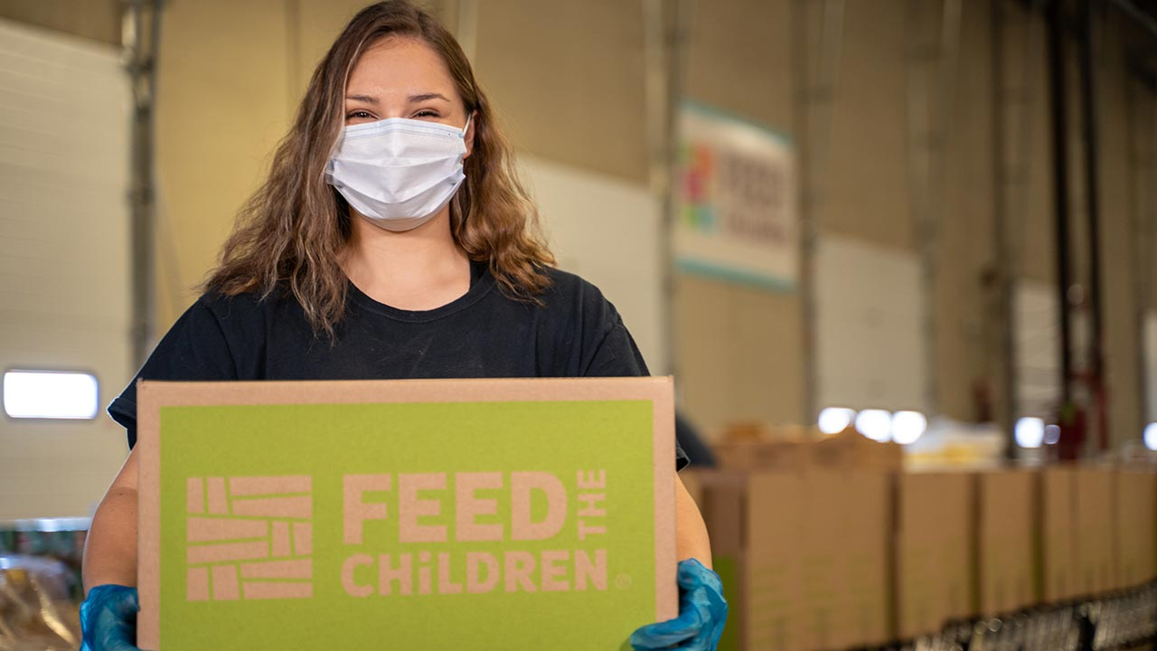 Making A Difference: Feed The Children Serves Families Across U.S. From OKC Site
