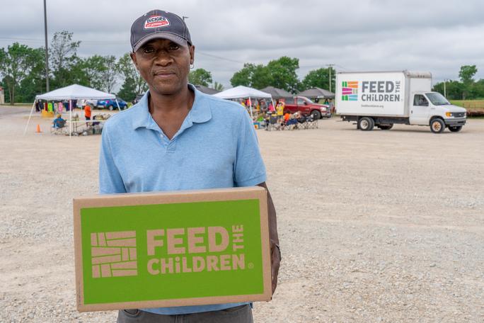 Brand Focus: Feed the Children