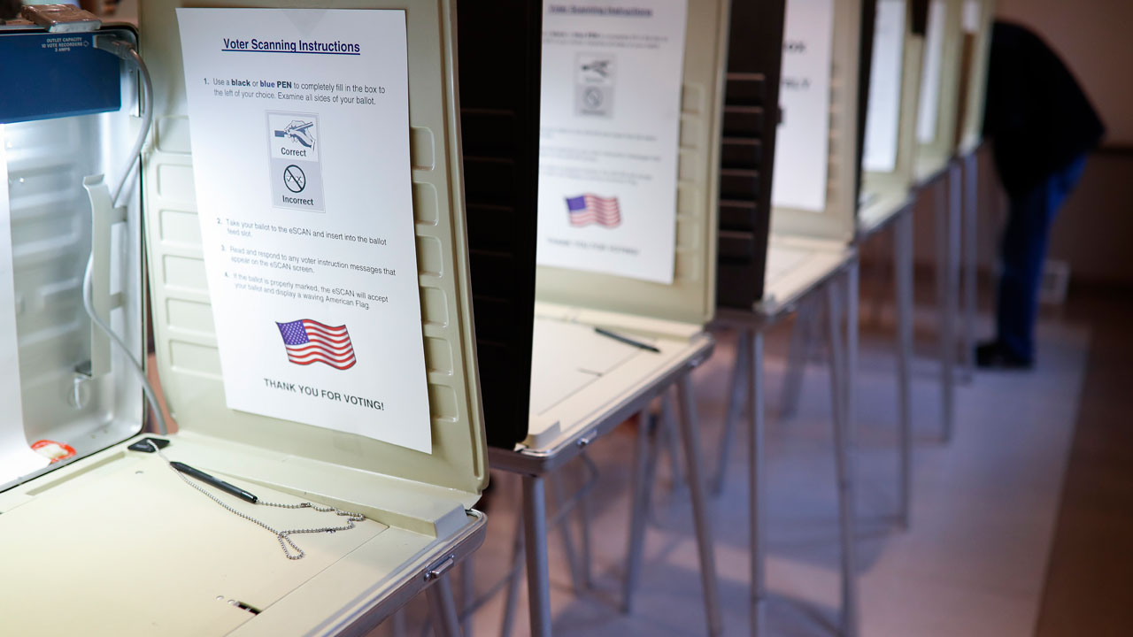 Multiple Records Broken For Oklahomans Casting Early Voting Ballots