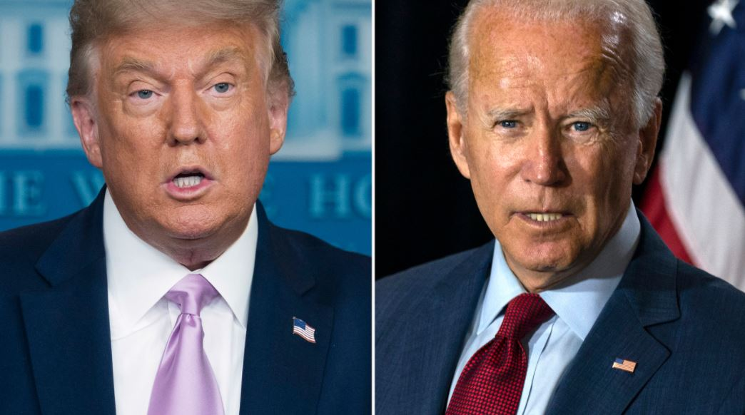 President Trump, Biden Test Negative For COVID-19 Before 2nd Debate