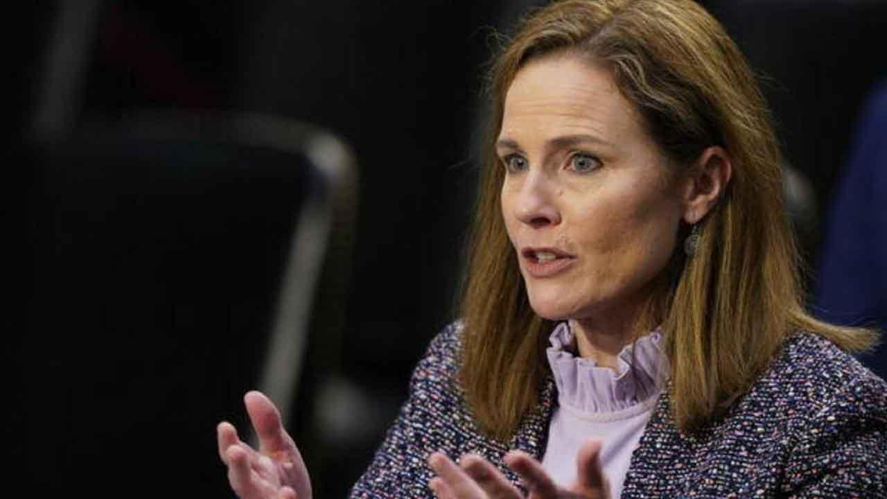 Senate Votes To Confirm Amy Coney Barrett To Supreme Court