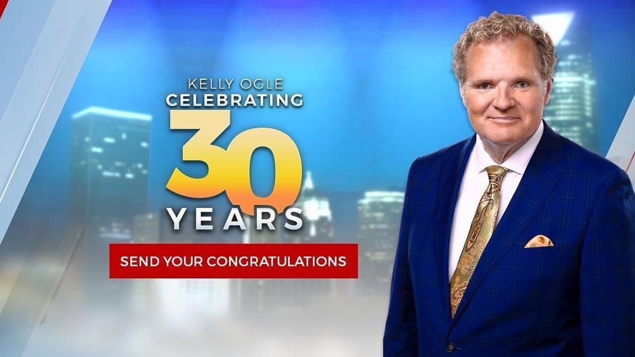 Veteran News 9 Anchor Celebrates Career Milestone