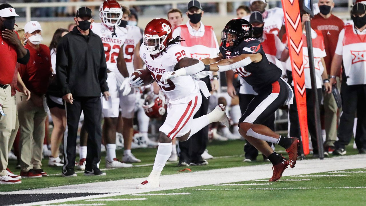 3 Sooner Takeaways: Oklahoma Rolls Over Texas Tech In Seemingly Never Ending Game