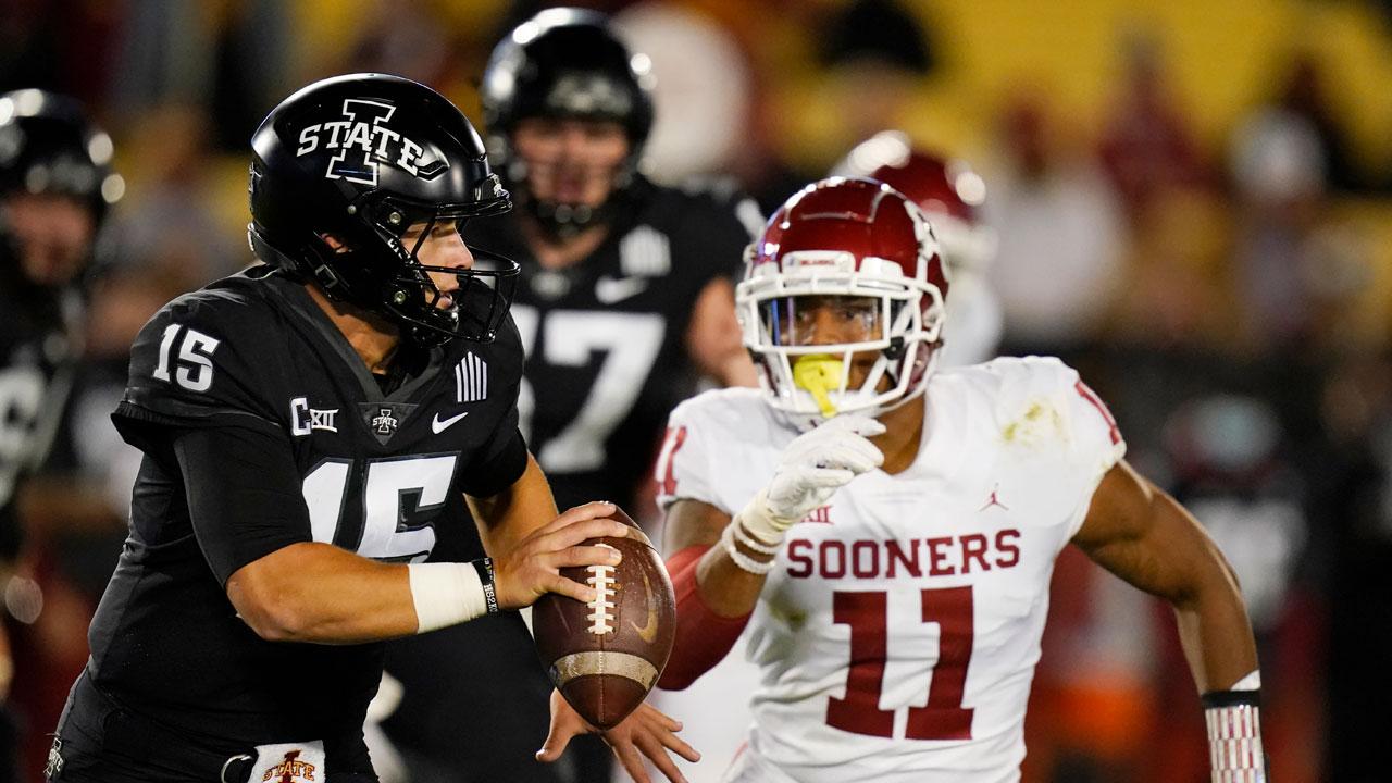 Big 12 Takes Hit From Shoddy Defenses Of Oklahoma, Texas