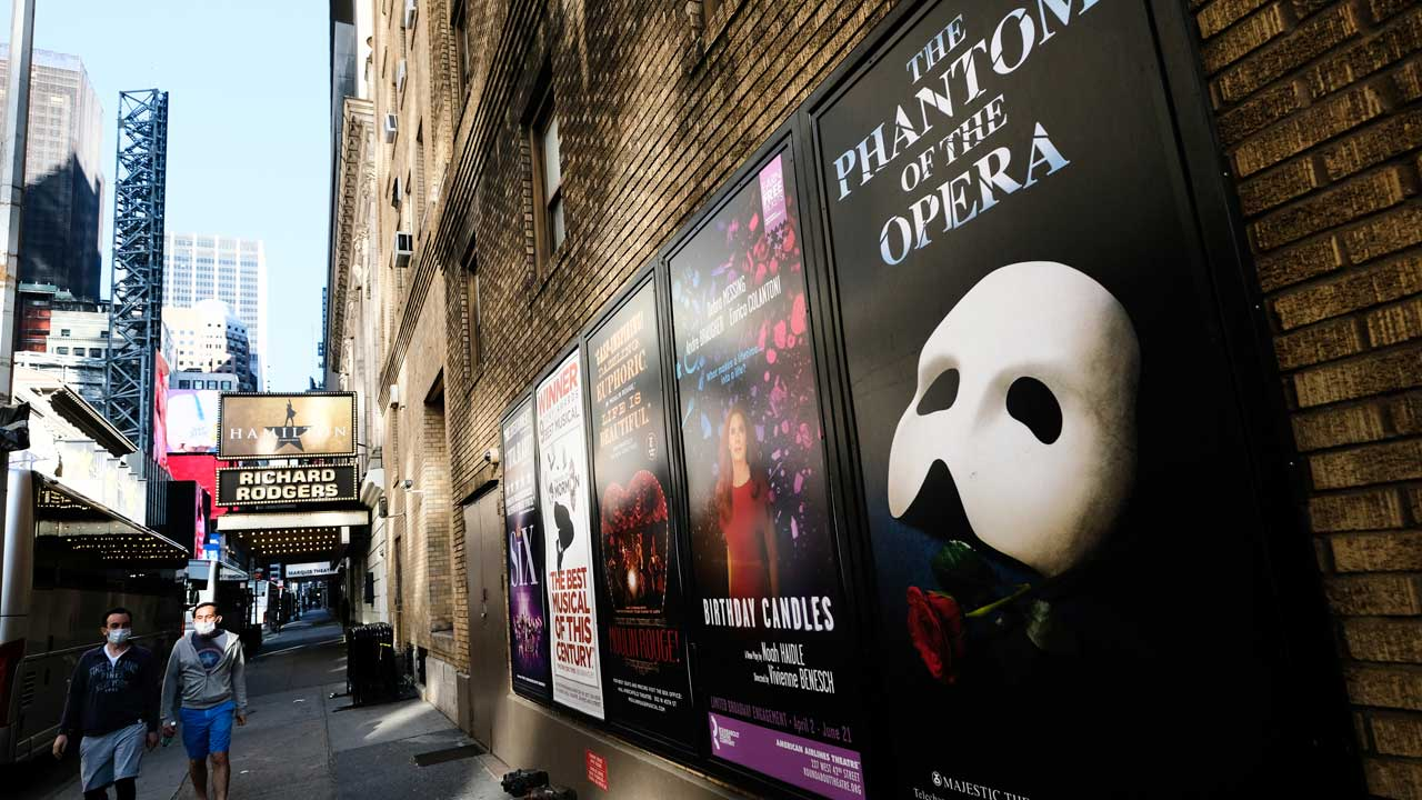 Performing Arts Industry Faces 'Utter Devastation' Amid Delay In Getting Federal Aid