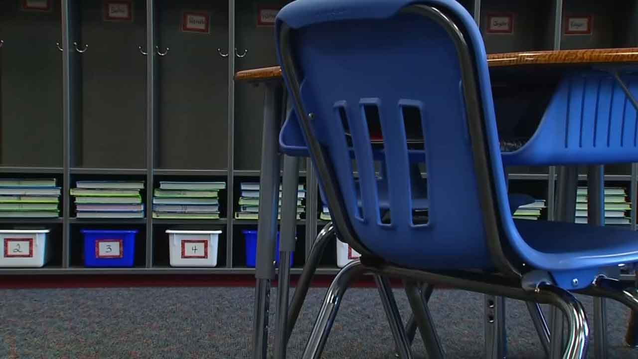 OKCPS Releases Return To School COVID Plan For 2nd Semester