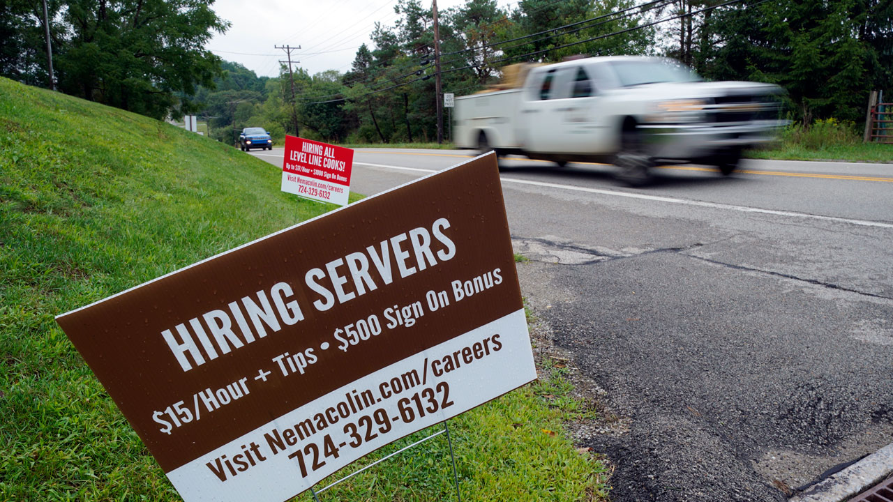 US Layoffs Remain Elevated As 803,000 Seek Jobless Aid