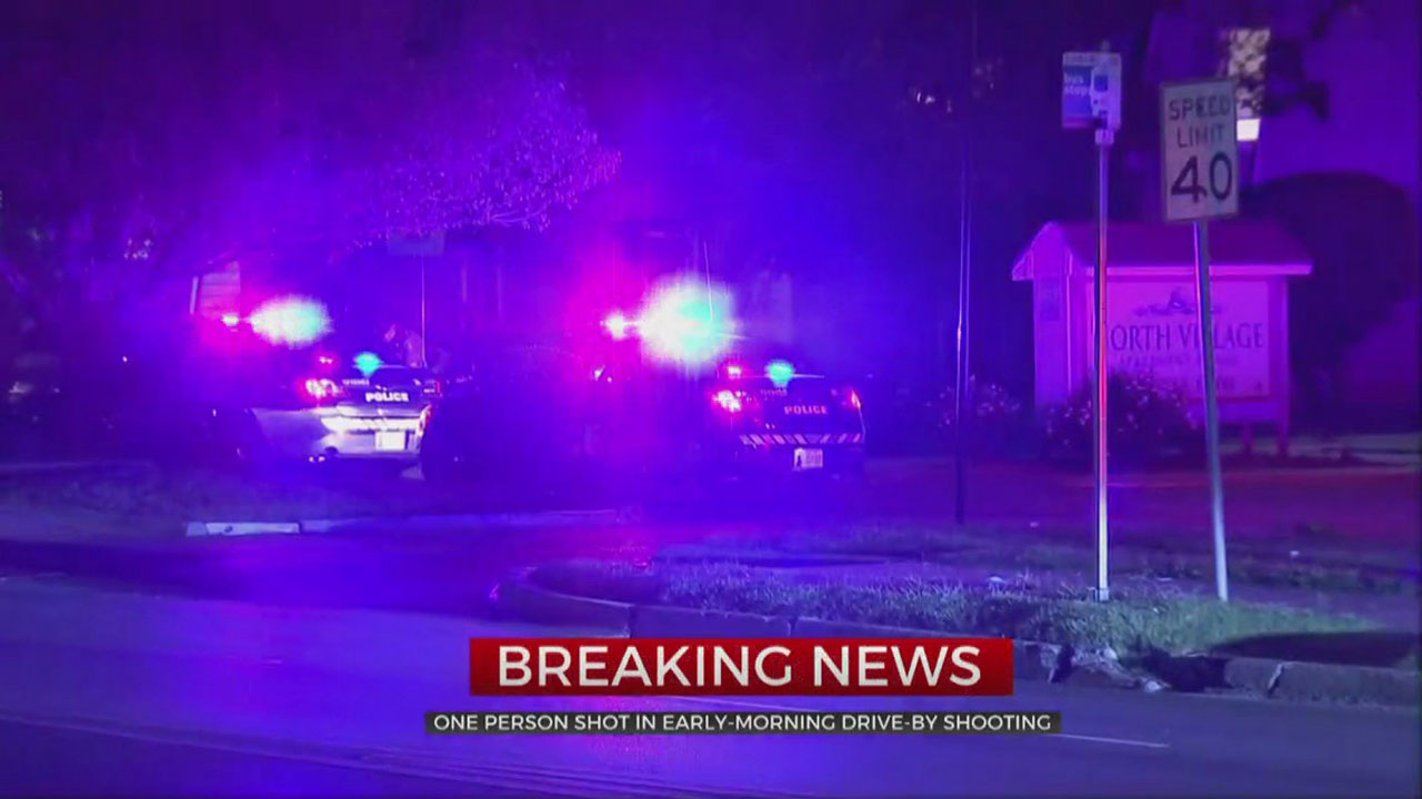 Boy Shot Overnight At NW OKC Apartment Complex