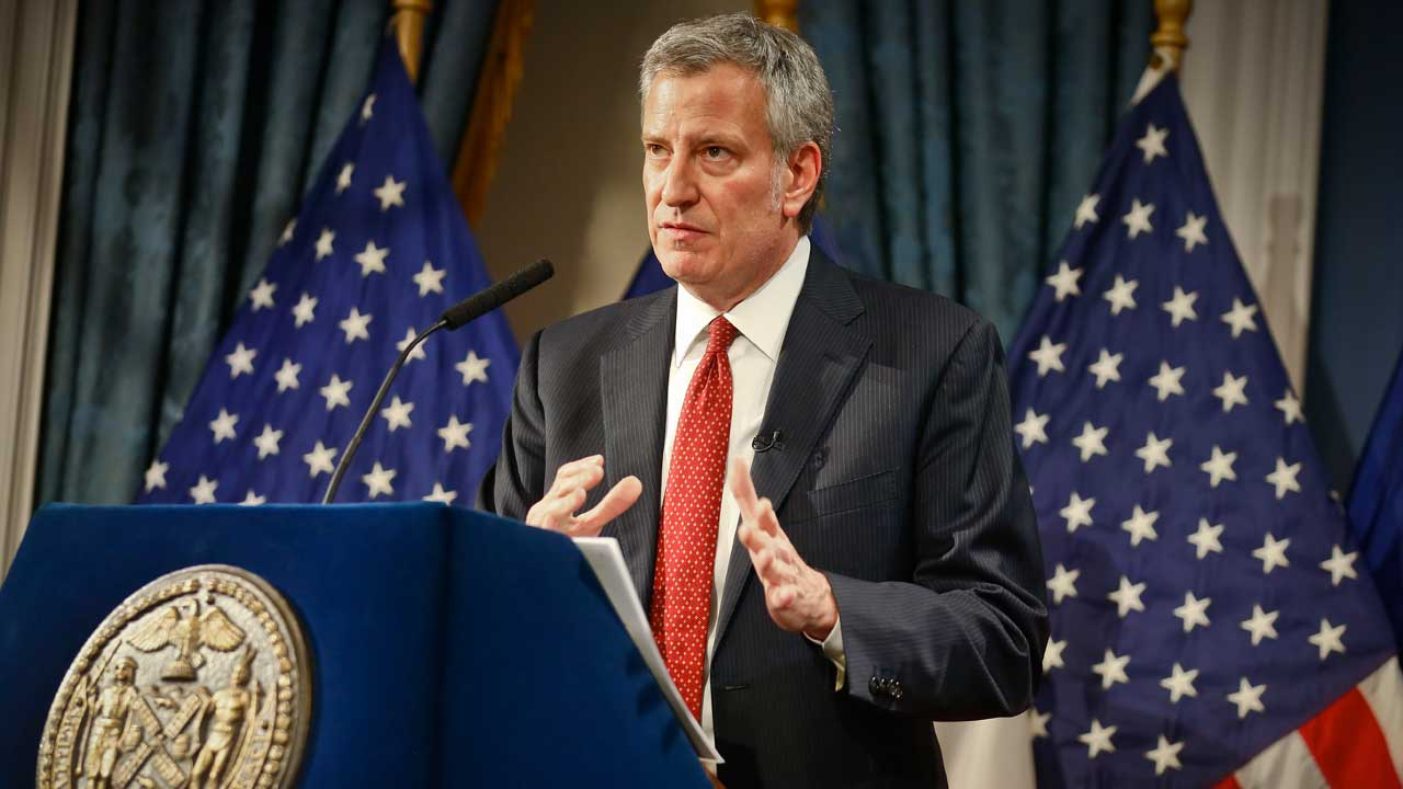 New York City Mayor Says People Should Brace For Another Possible Shutdown