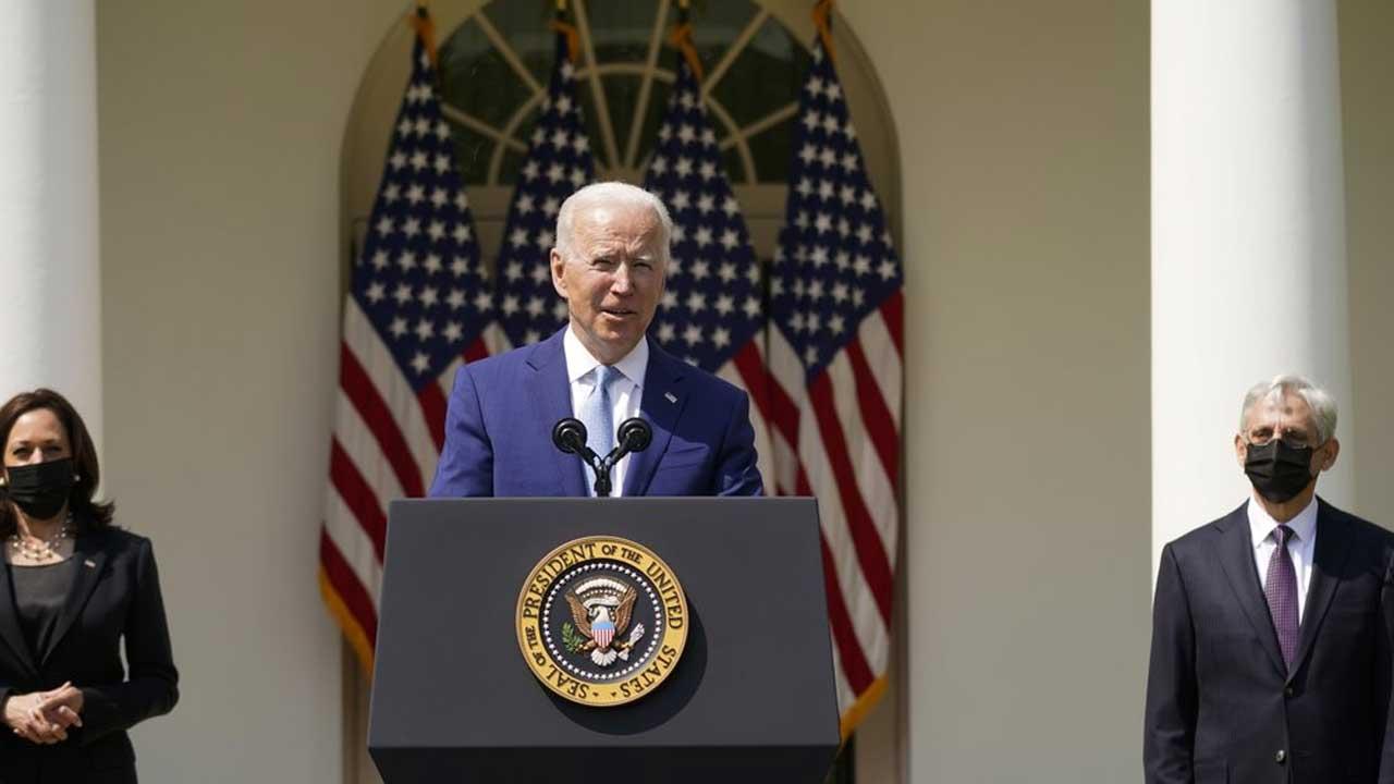 President Biden announces gun executive orders on 4-8-21