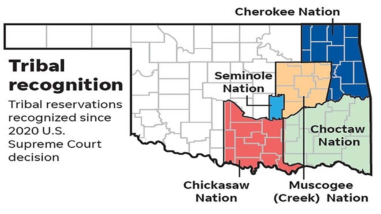 In Oklahoma, Tax Exemptions Can Exclude Tribal Governments, Kiowa Learn At Norman Hotel
