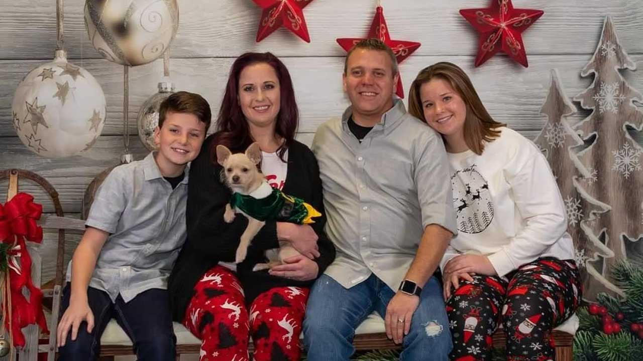 Moore Police & Community Rally Behind Department Employee After He Suffers Life-Threatening Brain Aneurysm