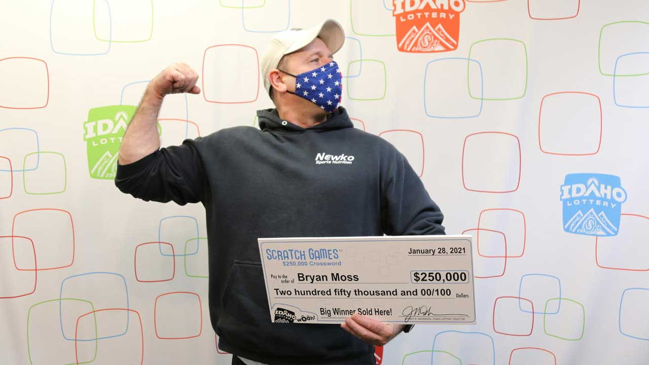 Idaho Dad Wins The Lottery — For The 6th Time