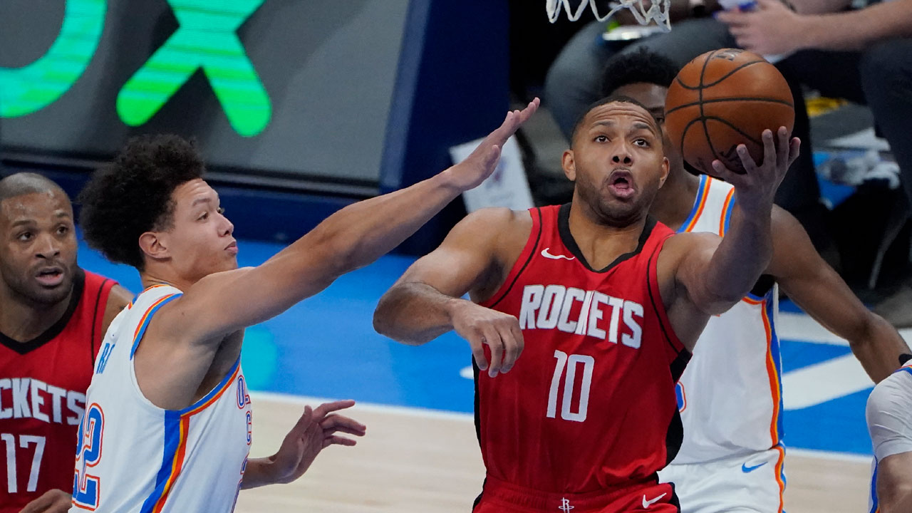 3 Thunder Takeaways: Rockets Torch Thunder In First Of 2 In Oklahoma City