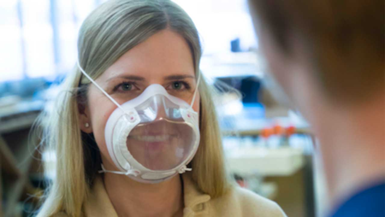 Ford Making N95 Masks With Clear Panels To Help The Deaf And Ease Communication