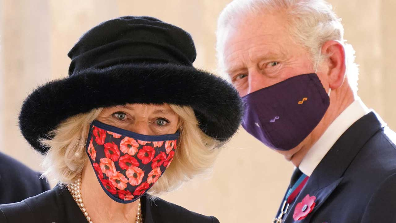 Prince Charles & Camilla Receive Their 1st COVID-19 Vaccines