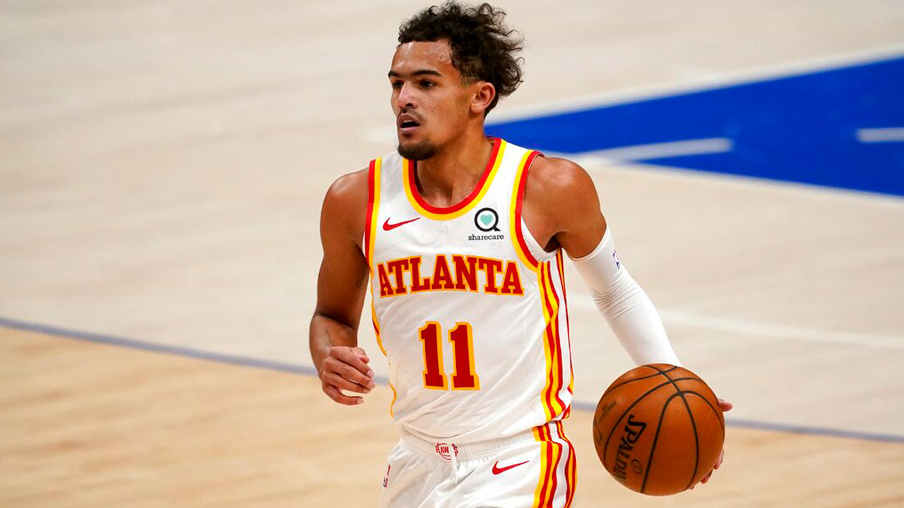 Trae Young Fined $20,000 For Directing Inappropriate Language At Official