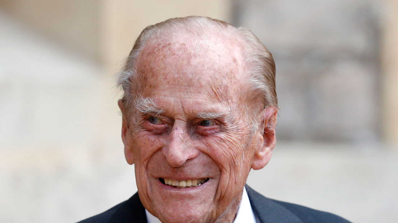 British Queen's Husband, Prince Philip, Admitted To Hospital