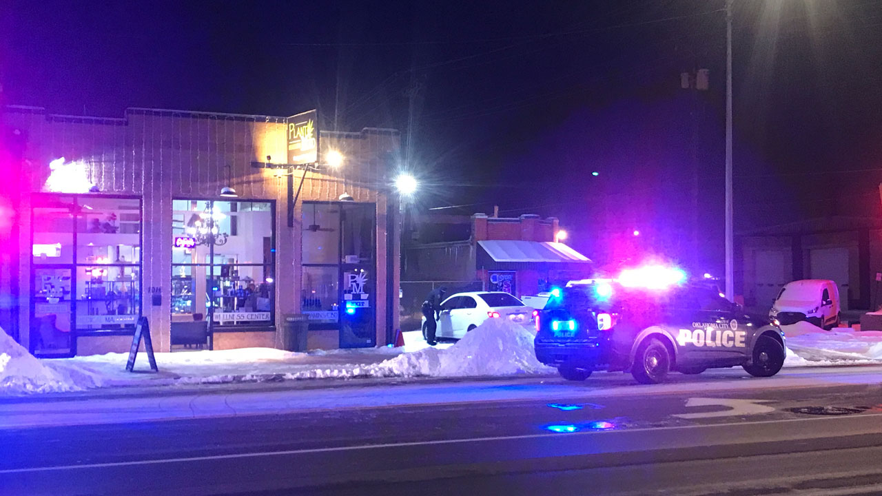Victim In Critical Condition After Domestic-Related Shooting In Downtown OKC