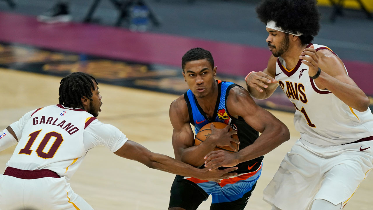 3 Thunder Takeaways: Thunder Wrap Up Roadie With Comfortable Win Over Cavaliers