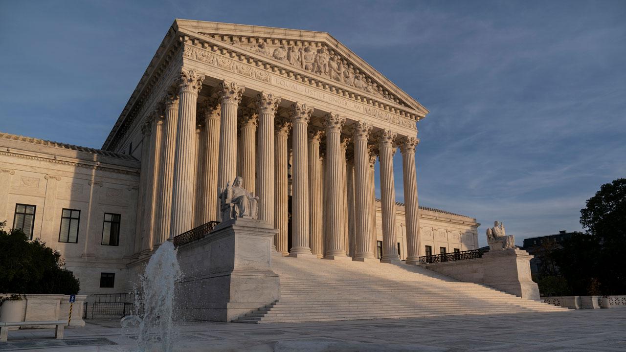 Supreme Court Rejects Trump Election Challenge Cases