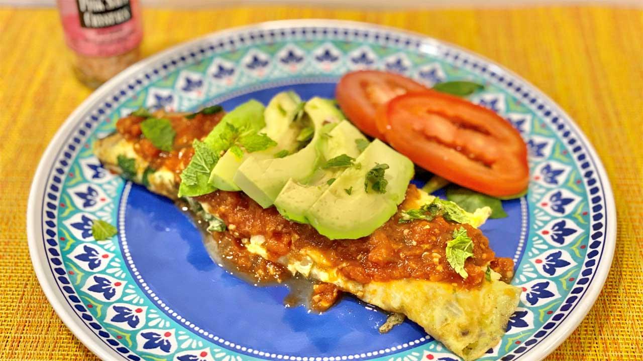 TB12 omelet